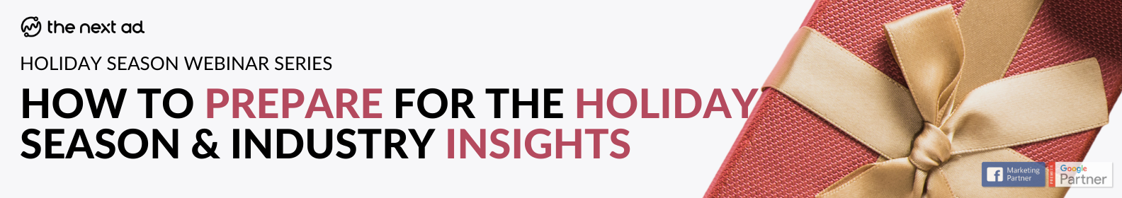 Webinar Recording: How to Prepare for the Holiday Season & Industry Insights